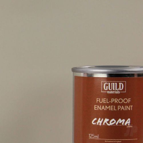 Guild Materials Matt Light Grey Enamel Fuel-Proof Paint GLDCHR6310